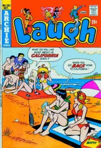 Laugh Comics #283 VG; Archie | low grade comic - save on shipping - details insi