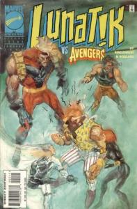 LUNATIK 1-3  Marvel's 'LOBO' complete story