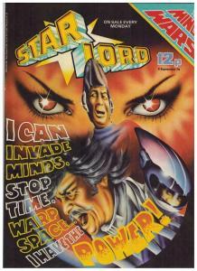 STAR LORD (BRITISH WEEKLY) 18 F-VF ( 9/ 9/78)
