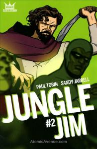 King: Jungle Jim #2A VF; Dynamite | save on shipping - details inside