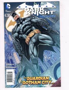 Batman The Dark Knight #19 FN/VF DC Comics Comic Book Hurwitz JLA 2013 DE45