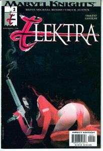Elektra(Marvel Knights)#2(Variant),15-22