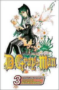 D.Gray-Man #3 FN; Viz | save on shipping - details inside