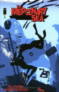 Mercenary Sea, The #3 VF/NM; Image | save on shipping - details inside