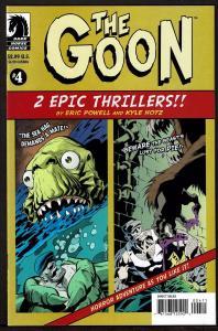 Goon #4 (Dec 2003, Dark Horse) 9.2 NM-