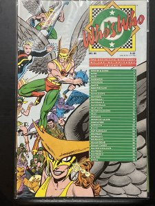 Who's Who: The Definitive Directory of the DC Universe #10 (1985)