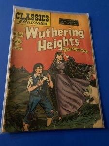 Classics Illustrated #59 (1949)