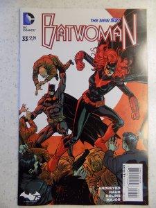 BATWOMAN NEW 52 # 33