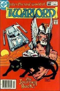 DC WARLORD (1976 Series) #71 VF