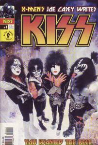KISS #1 (Jun-06) NM Super-High-Grade KISS