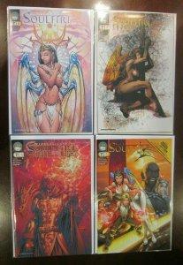 Michael Turner Fathom comics lot all 26 different 8.0 VF (various)