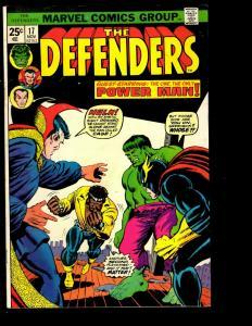 Lot of 6 Defenders Marvel Comic Books 21 20 19 18 17 16 Captain America JF10