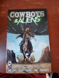 Cowboys & Aliens #1 (2006)