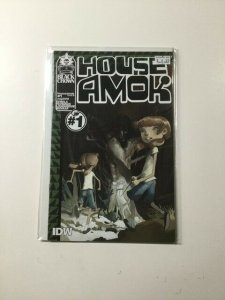 House Amok 1 IDW HPA
