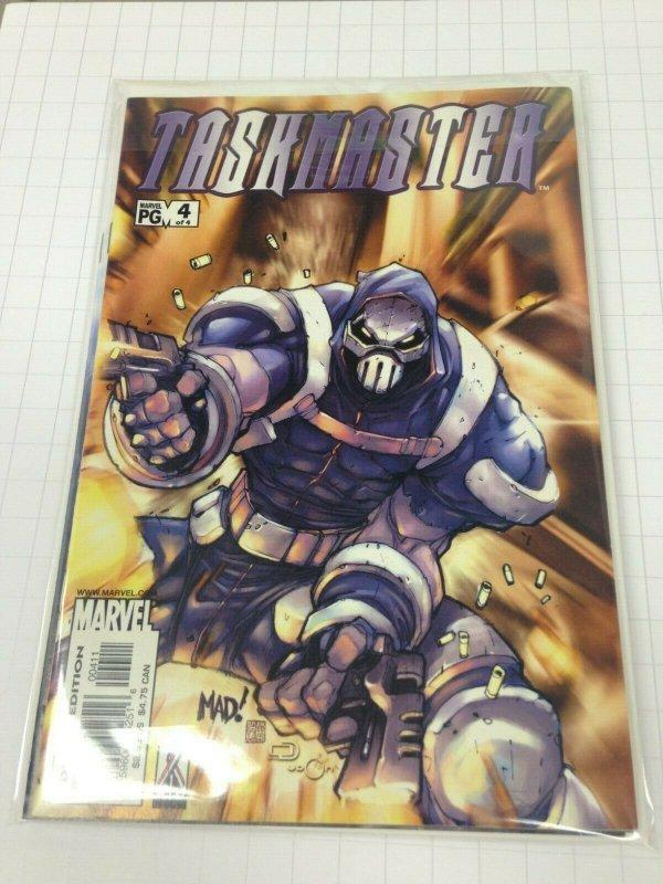 Taskmaster 1-4 set Avg. grade NM