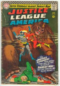 JUSTICE LEAGUE OF AMERICA #45 stock photo