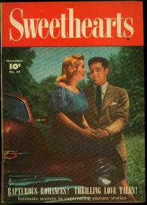 Sweethearts #69 1948- Golden Age Romance- Glenn Ford- Photo cover VG