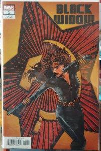 Black Widow #1 NM CHAREST Variant