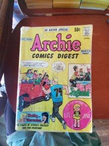 Archie Digest Magazine #1 (1973)