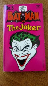 Batman vs the Joker SIGNET 1966 #3
