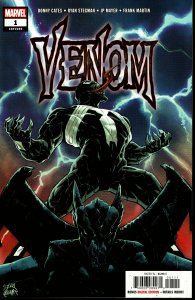 Venom #1 - 9.2 or Better - Cover 1A (2018)