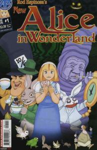 New Alice in Wonderland #1 FN; Antarctic | save on shipping - details inside