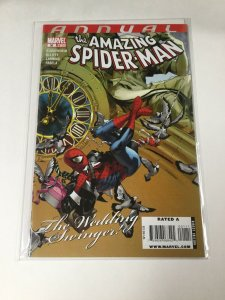 The Amazing Spider-Man 36 Nm Near Mint Marvel