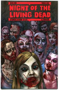 NIGHT of the LIVING DEAD Aftermath #8, NM, Wrap, 2012, more NOTLD in store
