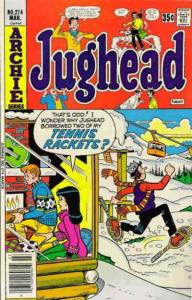 Jughead (Vol. 1) #274 FN; Archie   save on shipping - details inside