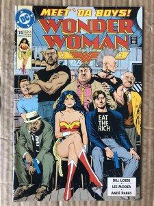 Wonder Woman #74 (1993)