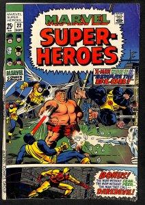 Marvel Super-Heroes #22 (1969)