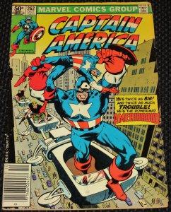 Captain America #262 (1981)