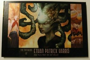 Artwork of Ethan Patrick Harris and Tales of the Seep Valley HC (Signed)