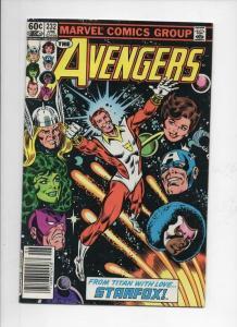 AVENGERS #232, VF/NM, Star Fox, Captain Marvel, 1963 1983, more Marvel in store