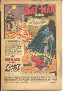 Detective #261 1961 DC-Batman & Robin-Aquaman-John Jones-P