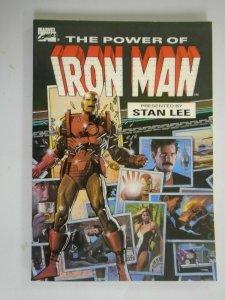 Power of Iron Man TPB SC 6.0 FN (1999 Reprint)