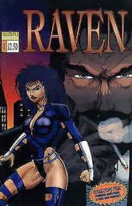 Raven #1 VF/NM; Renaissance | save on shipping - details inside