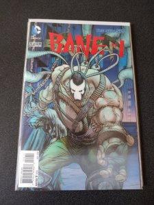 Bane #1 LENTICULAR COVER