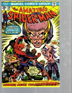 Amazing Spider-Man # 138 NM- Marvel Comic Book MJ Vulture Goblin Scorpion TJ1