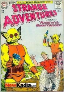 Strange Adventures (1950 series) #157, VG (Stock photo)