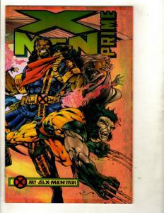 11 Comics X-Men Prime, Omega, Alpha + Chron 1 2 Xternal 1 2 3 4 Gen 1 Ast 1+ RP1