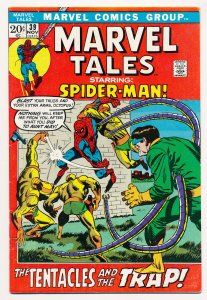 Marvel Tales (1964) #39 FN Doctor Octopus