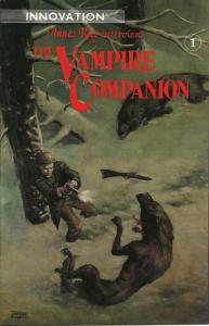 Vampire Companion, The #1 VF/NM; Innovation | save on shipping - details inside