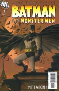 Batman: The Monster Men #1 VF/NM; DC | save on shipping - details inside