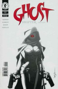 Ghost (Vol. 2) #7 VF; Dark Horse | save on shipping - details inside
