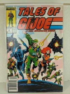 Tales Of G.I. Joe #4 (1988)