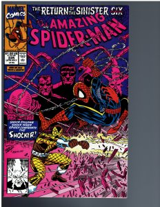 The Amazing Spider-Man #335 (1990)