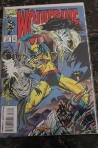 WOLVERINE #73 (Marvel,1992) Condition NM