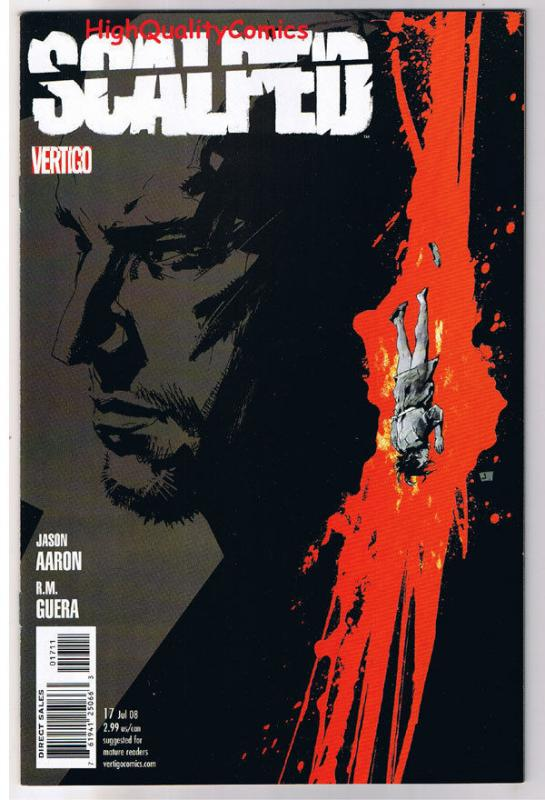 SCALPED #17, VF/NM, Vertigo, Indian Reservation, Casino, 2007, more in our store