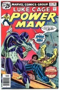POWER MAN #33 34 35 36 37 38 39, VG+, Luke Cage 1974, 7 issues, Tough Guy